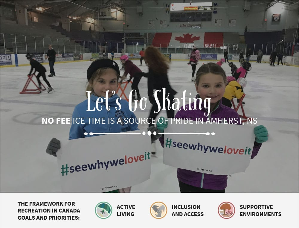 Let's Go Skating - Amherst NS