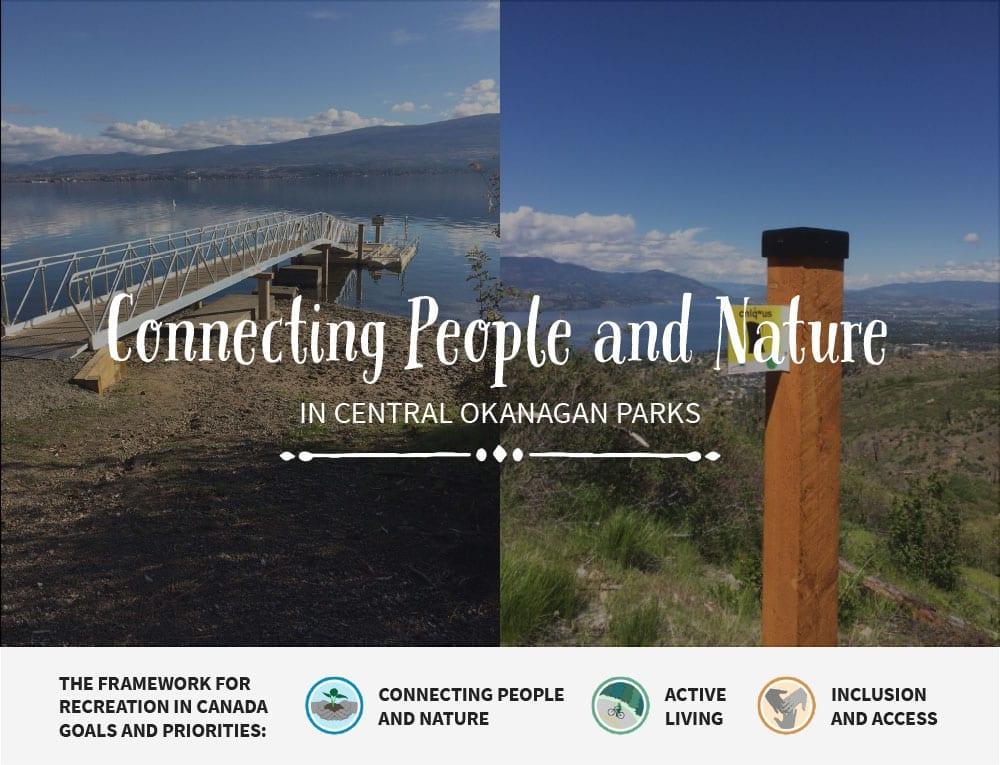 Connecting People and Nature - Okanagan BC