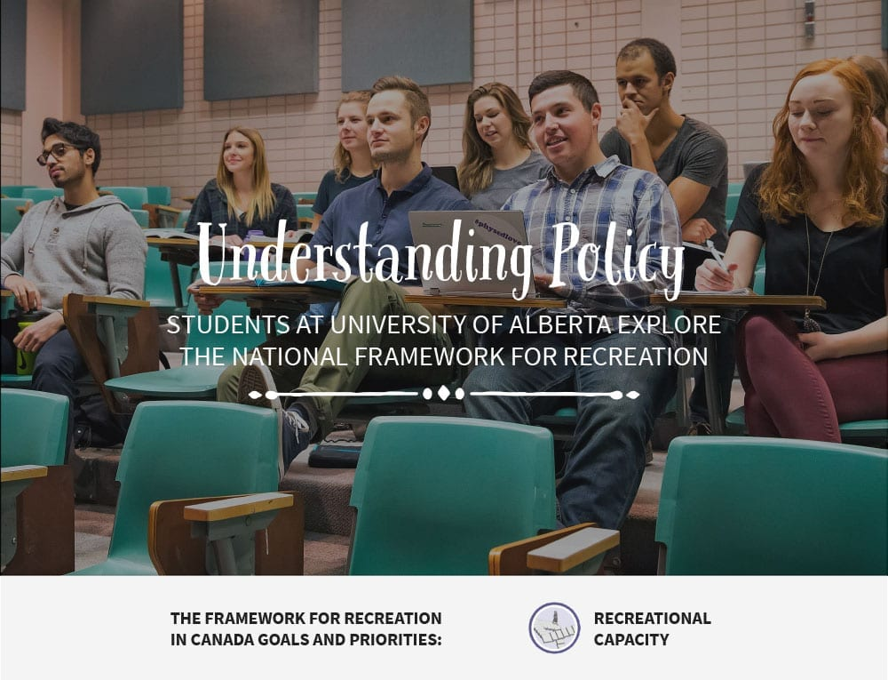 Understanding Policy - Edmonton AB
