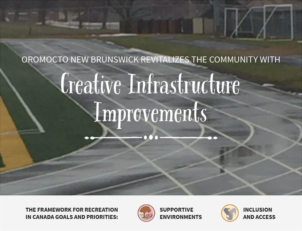 Creative Infrastructure Improvements