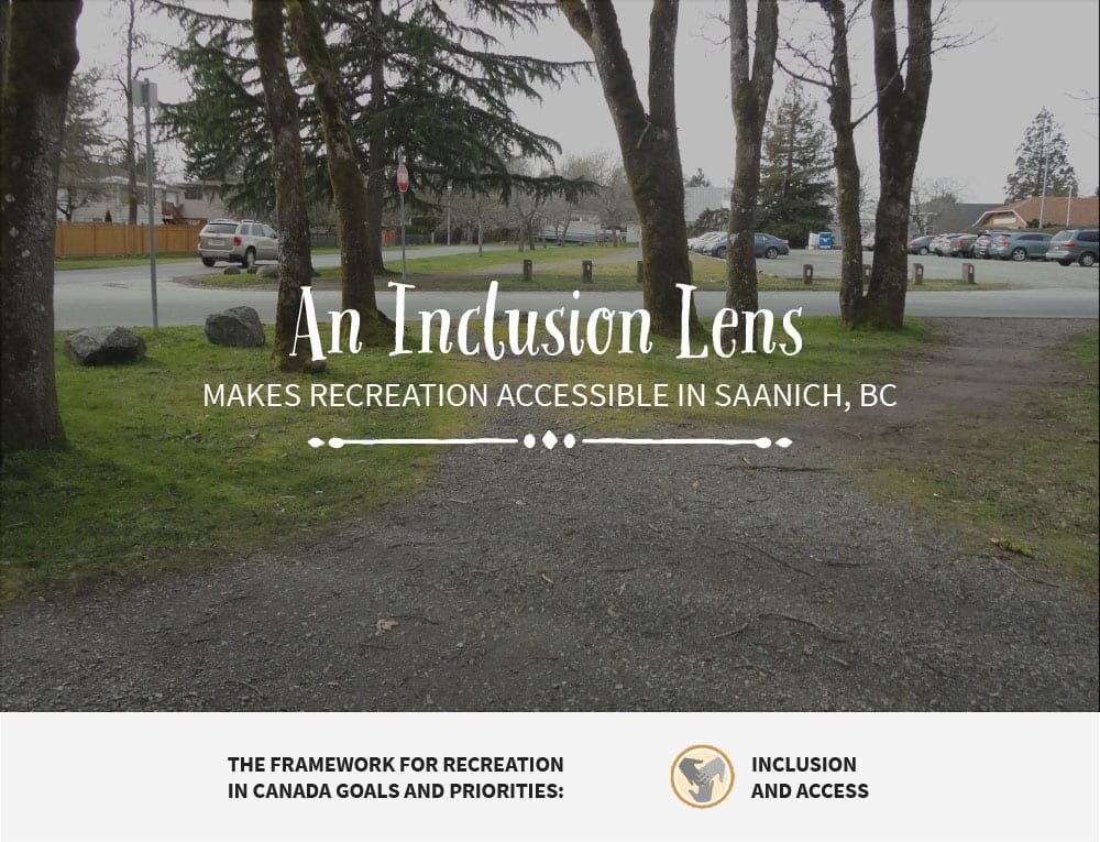 An Inclusion Lens - Saanich BC