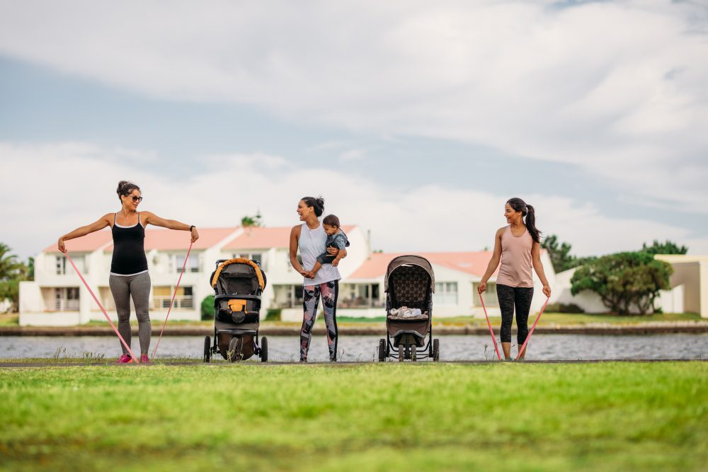 Engaging Women During and After Pregnancy in Physical Activity and Recreational Sport – October 7 from 12:00-1:30 Eastern